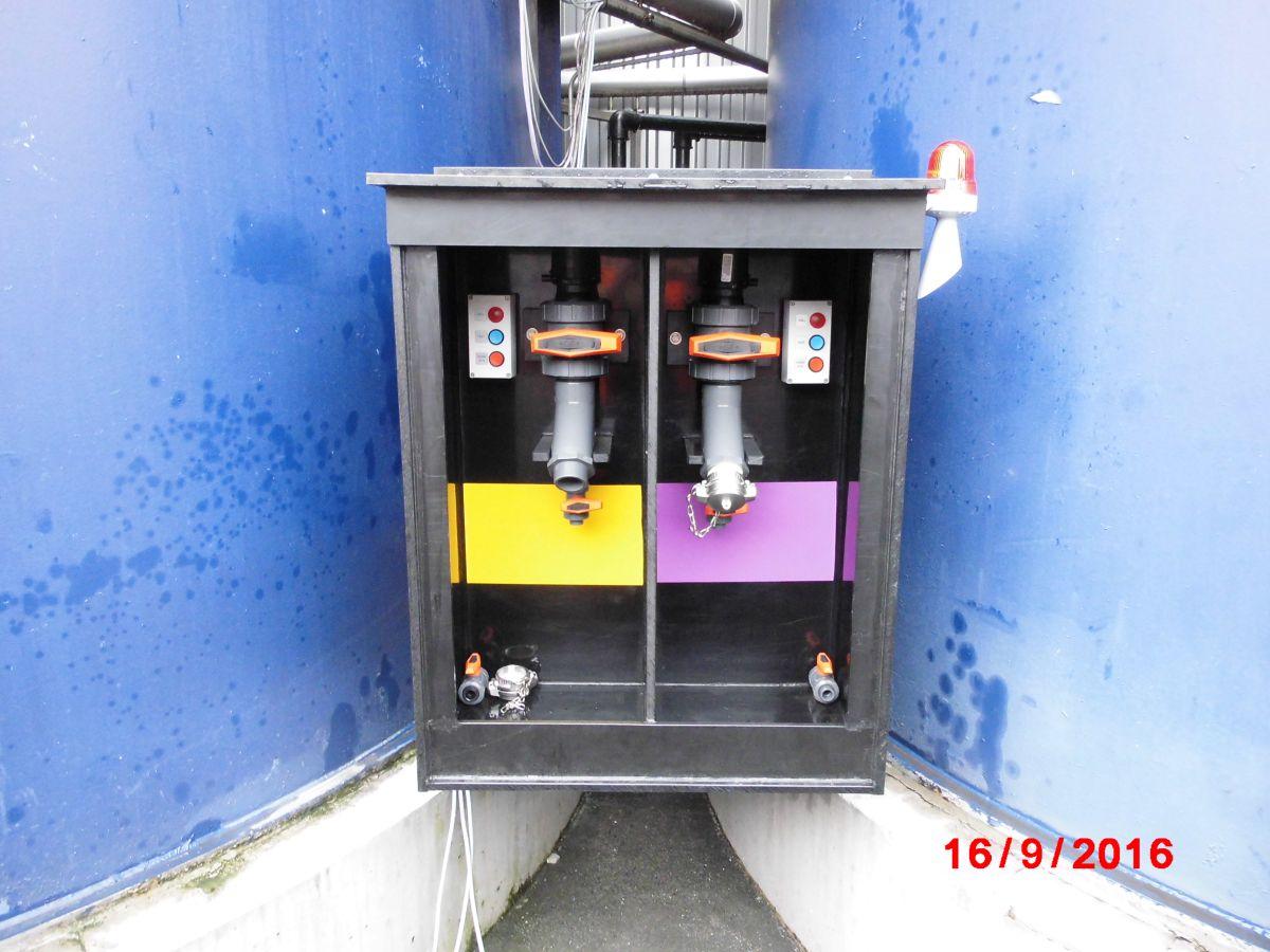 Brauerei Kulmbach 01 - Peter Nitschke Service und Dosieranlagentechnik GmbH