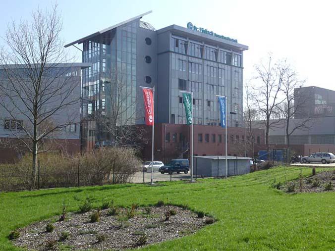 Firmensitz der Peter Nitschke Service und Dosieranlagentechnik GmbH